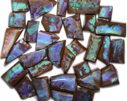 $28 PER STONE 470.25 CTS  BLUE BOULDER ROUGH PARCEL-JUNDAH [BY8479]