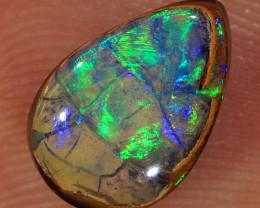 2.6ct 10x7mm Yowah Boulder Opal [LOB-3227]