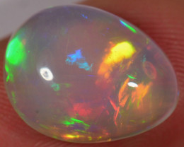 6.1 CT - BRILLIANT DARK TRANSLUCENT WELO OPAL CABACHON