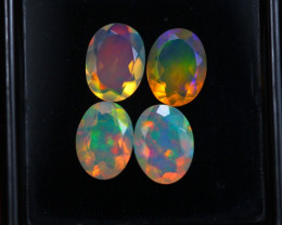 NR#  3.00Ct Natural Ethiopian Welo Faceted Opal Lot LW838