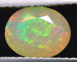 1.05  CTS ETHIOPIAN  OPAL FACETED STONE FOB-2074