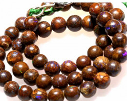 200  CTS BOULDER OPAL BEADS  STRANDS TBO-A939