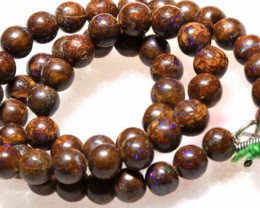 170 CTS BOULDER OPAL BEADS  STRANDS TBO-A942