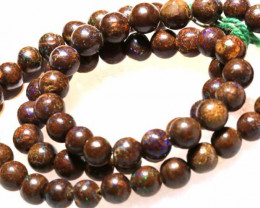 156 CTS BOULDER OPAL BEADS  STRANDS TBO-A944