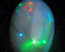 4.36ct Large Welo Bright Solid Natural Ethiopian Opal
