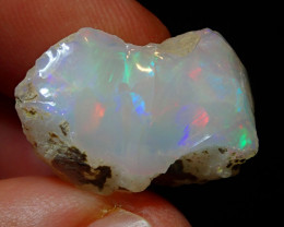 19.37ct A7 Gamble Quality Rough Ethiopian Wello Opal