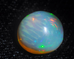 Bright Natural Ethiopian Welo Multicoloured Fire Opal