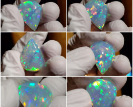 Screamin Bright® 18.61ct Blue Crystal Opal!!!!!