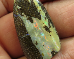 COLOURMINE OPALS~DRILLED BOULDER OPAL,36.75.CTS.FROM CO