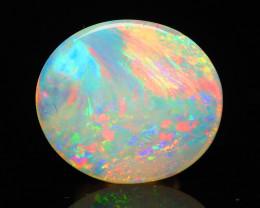 Lightning Ridge Crystal Opal, Beautiful ring stone, 1.40 ct