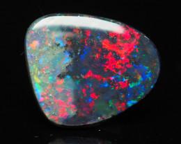 Lightning Ridge Black Opal, Amazing 2-sided stone,  1.67 ct