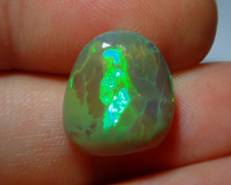 6.44ct Blazing Welo Solid Opal