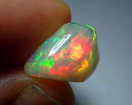 4.88ct Blazing Welo Solid Opal