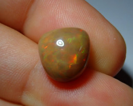 6ct Blazing Welo Solid Opal