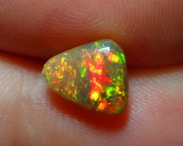 1.35ct Truly Blazing Welo Solid Opal