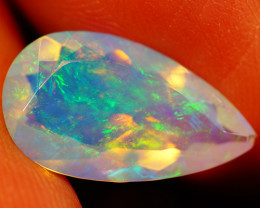 2.85CT 16X9MM Extra Fine Quality Faceted Cut Ethiopian Opal -GF211