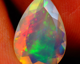 1.64 CT Extra Fine Quality Faceted Cut Ethiopian Opal -GF222