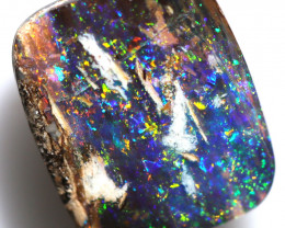 2.05 CTS BOULDER WOOD FOSSIL STONE WELL POLISHED[BMA9538]