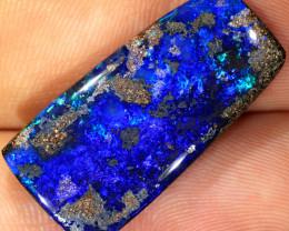 22ct 29x14mm Queensland Boulder Opal  [LOB-3252]