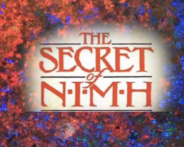 1# - The Secret of NIMH  [27229]