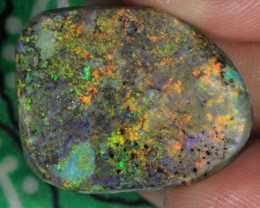 1#  -  Andamooka Matrix Opal Rough [27230]