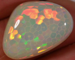 20.3 CT - BIG HONEYCOMB WELO OPAL CABACHON