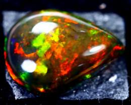 3.53cts Natural Ethiopian Smoked Black Opal / BF1651