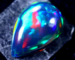 1.88cts Welo Natural Smoked Opal / HM69