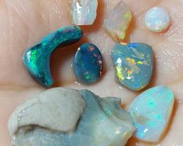 Rough Opal 130.00 Carats