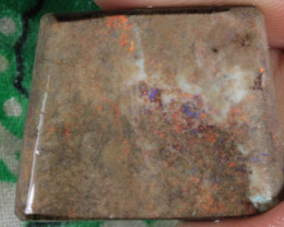 #6-Rough Andamooka Matrix Opal [27295]