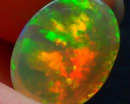 1.05Cts Natural Ethiopian Welo Opal - Za163