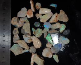 Rough Opal 180.00 Carats