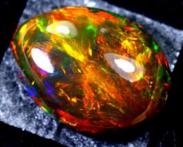3.07cts Natural Ethiopian Smoked Black Opal / BF1685