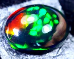 1.86cts Natural Ethiopian Smoked Black Opal / BF1698