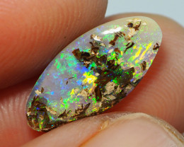 1.80CT BRIGHT BOULDER PIPE OPAL ST634
