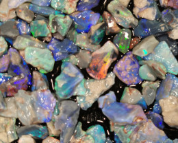 TOP QUALITY INLAY/OPAL CHIPS LIGHTNING RIDGE