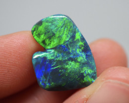 6.49CT Black Opal  Lightning Ridge  DM