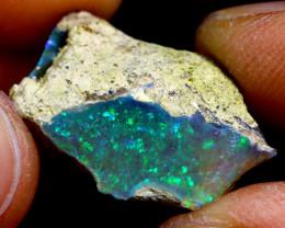 12cts Ethiopian Welo Rough Opal / WR2194