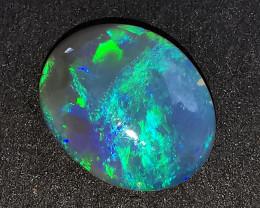 Crystal Opal - Lightning Ridge Australia - 1.1 Cts
