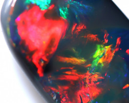 5.60 CTS BLACK OPAL STONE-FROM  LIGHTNING RIDGE -pfc [LRO1129]SH