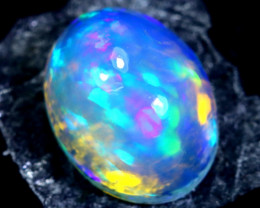 1.42cts Natural Ethiopian Welo Opal / HM103