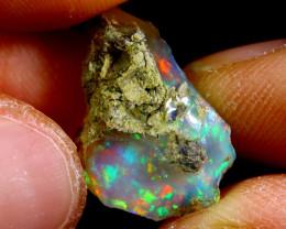 6cts Ethiopian Welo Rough Opal / WR2289