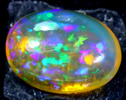 2.19cts Natural Ethiopian Welo Opal / BF1849