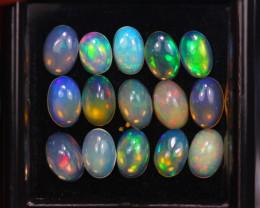 3.97Ct Natural Ethiopian Welo Opal Lot JA2020