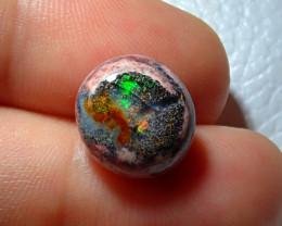 5.22ct Top Natural Mexican Matrix Cantera Multicoloured Fire Opal