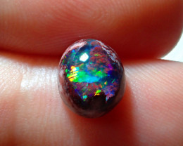 2.15ct Top Natural Mexican Matrix Cantera Multicoloured Fire Opal