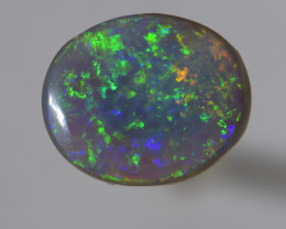 2.15 CT Nice and colorful Solid Lightning Ridge Opal SB215