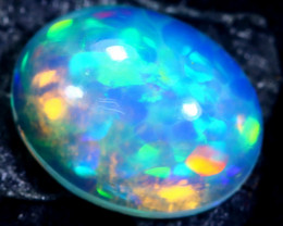 1.57cts Natural Ethiopian Welo Opal / HM160
