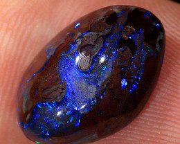 9.4ct 16x11mm Yowah Boulder Opal [LOB-3264]