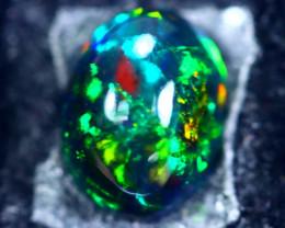 1.85cts Natural Ethiopian Smoked Black Opal / BF1875